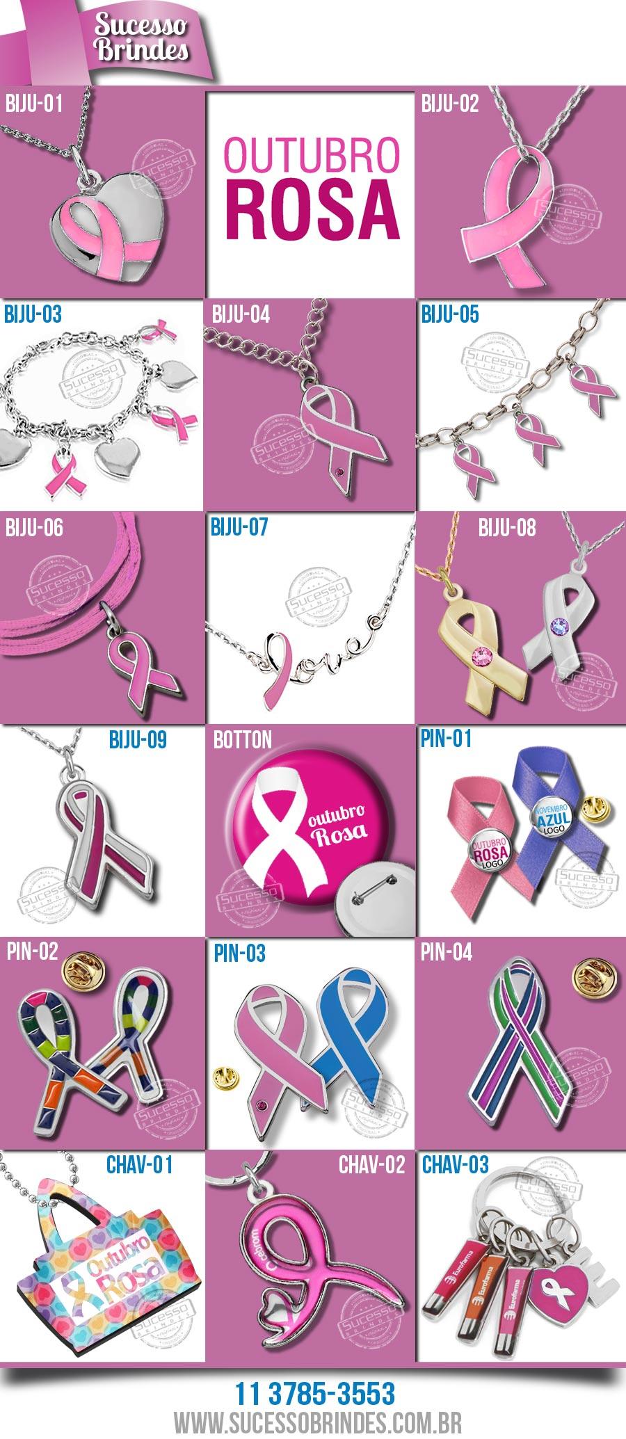 Brindes Outubro Rosa e Novembro Azul Blog Sucesso BrindesBlog Sucesso Brindes Promocionais 11  -> Decoração De Outubro Rosa E Novembro Azul