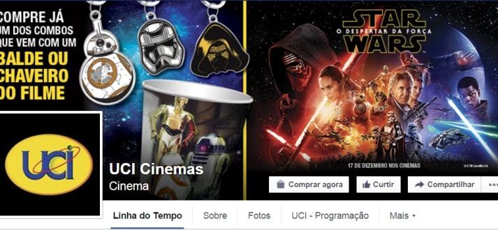 CAPA FACE BRINDE FILME STAR WARS SUCESSO BRINDES CINEMA