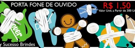 PORTA FONE DE OUVIDO